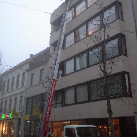 Liftservice in Roeselare - deverhuislift